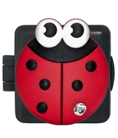 GeoPalz Lady Bug with Rhinestones v2 Pedometer for Kids