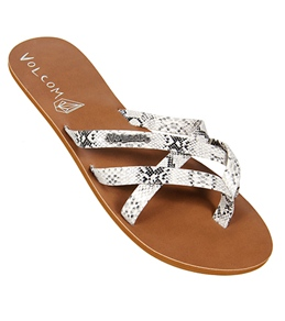 Volcom Girls' New School Sandals