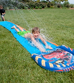 SwimWays Water Slide