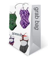 Speedo Women's Endurance Grab Bag Swimsuit