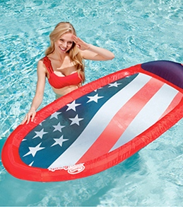 SwimWays Spring Float Americana