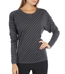 Moving Comfort Women's Urban Gym Long Sleeve Yoga Top
