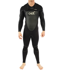O'Neill Guys' Mutant 4/3MM Hood Full Wetsuit