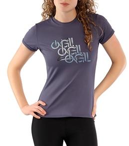 O'Neill Women's Skins S/S Surf Shirt