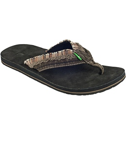 Sanuk Men's Fraid Too Sandal