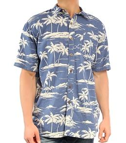 Honolua Mahina S/S Botton Up Shirt