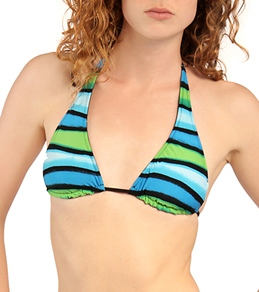 Rip Curl Girls' Sea Siren Reversible Halter Top