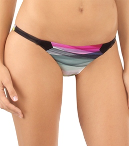 Rip Curl Girls' Striped Mirage Hipster Bottom