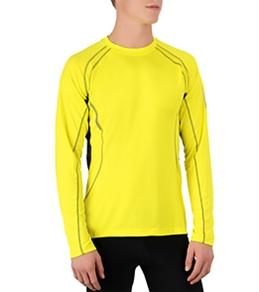 Salomon Men's Trail Runner + Long Sleeve Running Tee