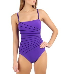 Gottex Ray of Light Bandeau One Piece