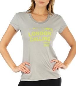 Oiselle Women's London Calling Running Tee