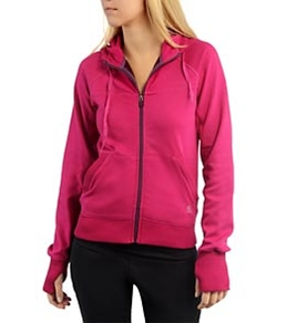 Oiselle Women's Happy Running Hoodie