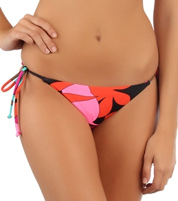 Roxy Flora Paradiso Seamless Brazilian String Bottom