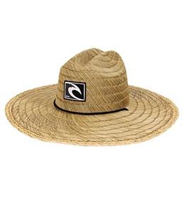 Rip Curl Guys' Coast Guard Straw Hat