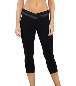 MPG Women's Simha Yoga Capri Tight