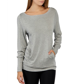 MPG Women's Lina Long Sleeve Yoga Cover Up