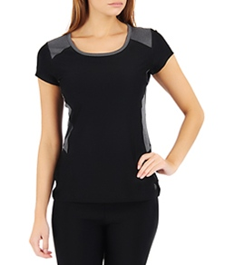 MPG Women's Stamina Short Sleeve Running Tee