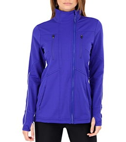 MPG Women's Trek Running Jacket