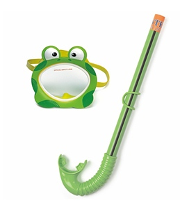 Intex Kids' Froggy Fun Snorkle Set