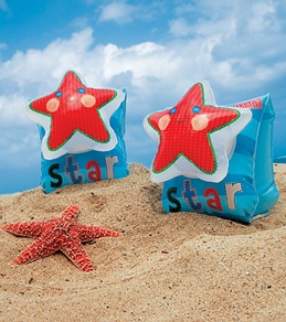 Intex Lil' Star Inflatable Arm Bands