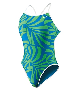 Nike Swim Women's Reversible Cut Out Tank