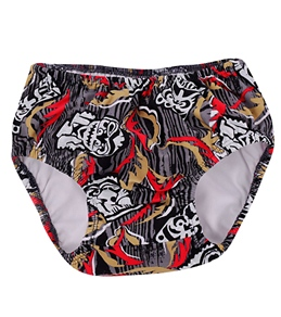 Tuga Boys' Tiki Toss Swim Diaper
