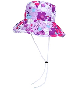 Tuga Girls' Daisy Toss Bucket Hat