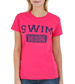 Special T's Swim Mom Tee