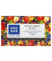 PROBAR Organic Whole Berry Blast Meal Bars (Box of 12)