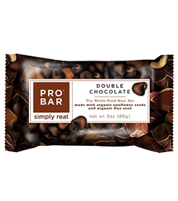 PROBAR Organic Double Chocolate Meal Bars (Box of 12)