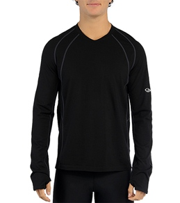 Icebreaker Men's Quest Crewe Long Sleeve Top