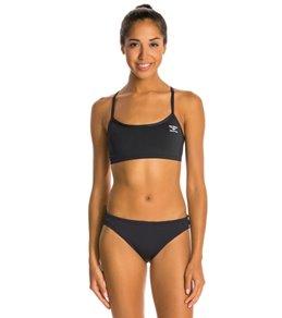 The Finals Endurotech Women's Endurotech Solid Butterfly Back Workout Bikini