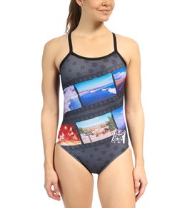 Hardcore Swim Women's Roadtrip Cali Drag One Piece