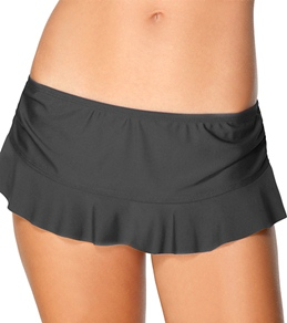 Eco Swim Eco Bottoms Ruffle Hipster Bottom