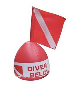 "IST ""Diver Below"" Buoy"