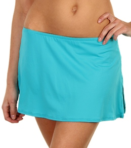 Coco Reef Solid Skirted Bottom