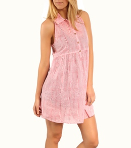 Volcom Girls' Not So Classic Bare Dress