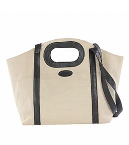 Volcom Girls' Kahli Straw Bag