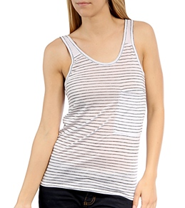 Hurley Girls' Featherweights Mesh Tank Top