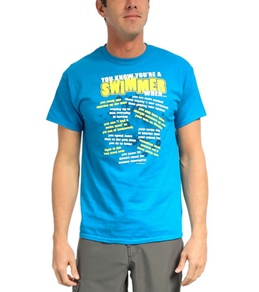 Image Sport You Know You're a Swimmer When T-Shirt