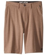 Billabong Men's Crossfire Hybrid Walkshort Boardshort