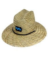 Billabong Men's Bazza Straw Lifeguard Hat