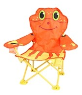 Melissa & Doug Kids' Clicker Crab Chairs
