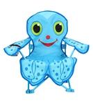 Melissa & Doug Kids' Flex Octopus Chairs