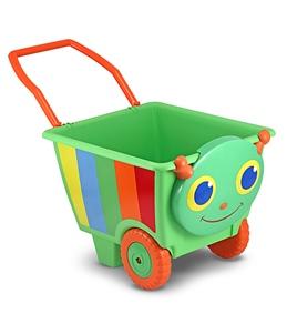 Melissa & Doug Kids' Happy Giddy Cart