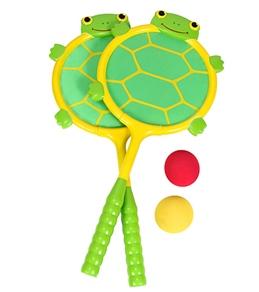 Melissa & Doug Tootle Turtle Racquet & Ball Set