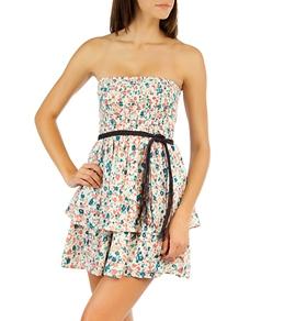 Roxy Lovely Sight Tube Dress