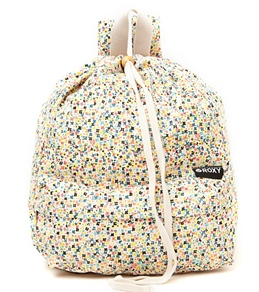 Roxy Cinch Me Up Backpack (Youth Girls)