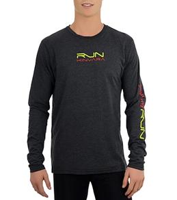 Saucony Men's Kinvara Graphic Long Sleeve Running Top