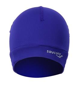 Saucony Drylete Ponytail Running Skull Cap